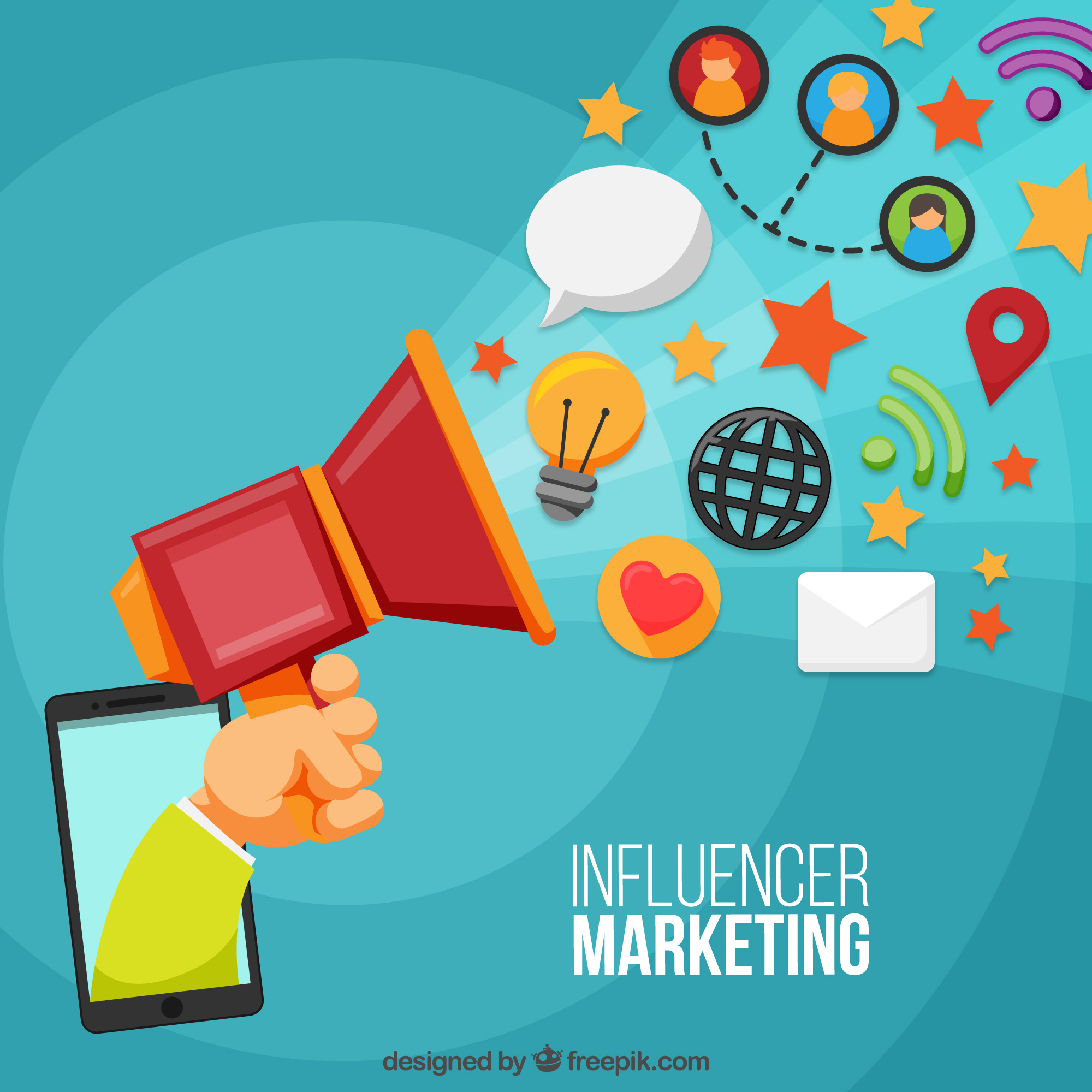 Influencer Marketing - What's It All About?