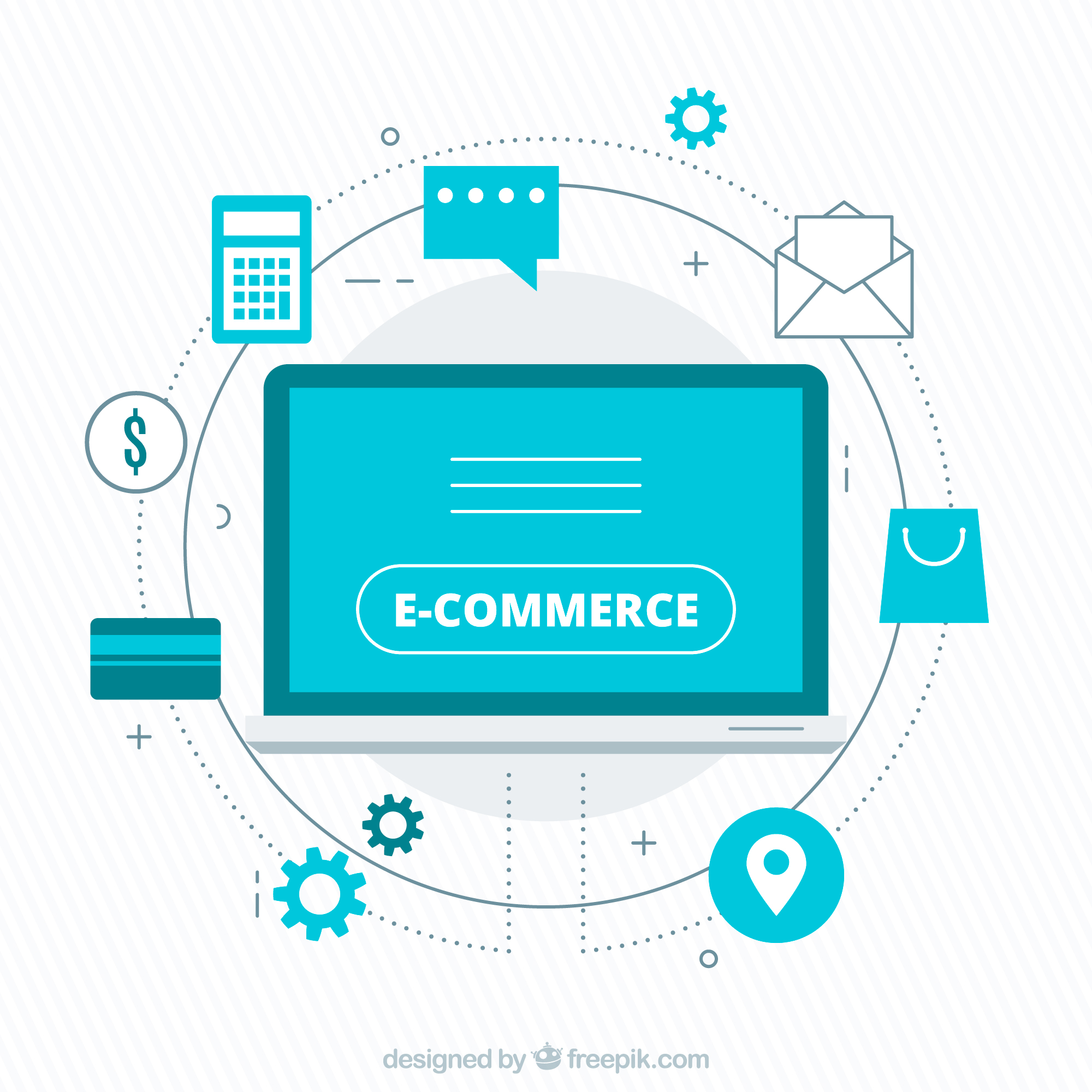 How did Global E-commerce Sales Fare in 2019?